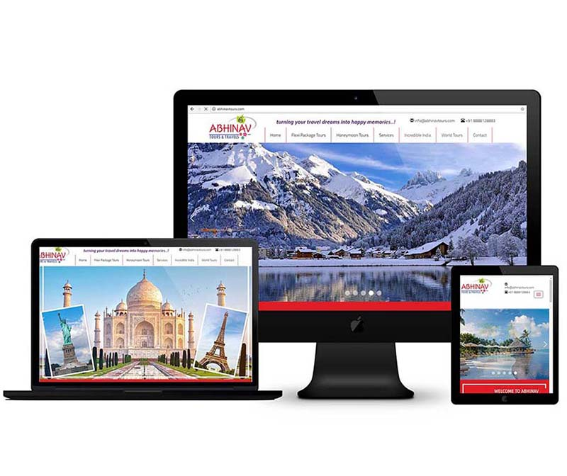 Online Marketing For tours & travels